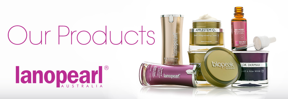 All Lanopearl Products - Australia